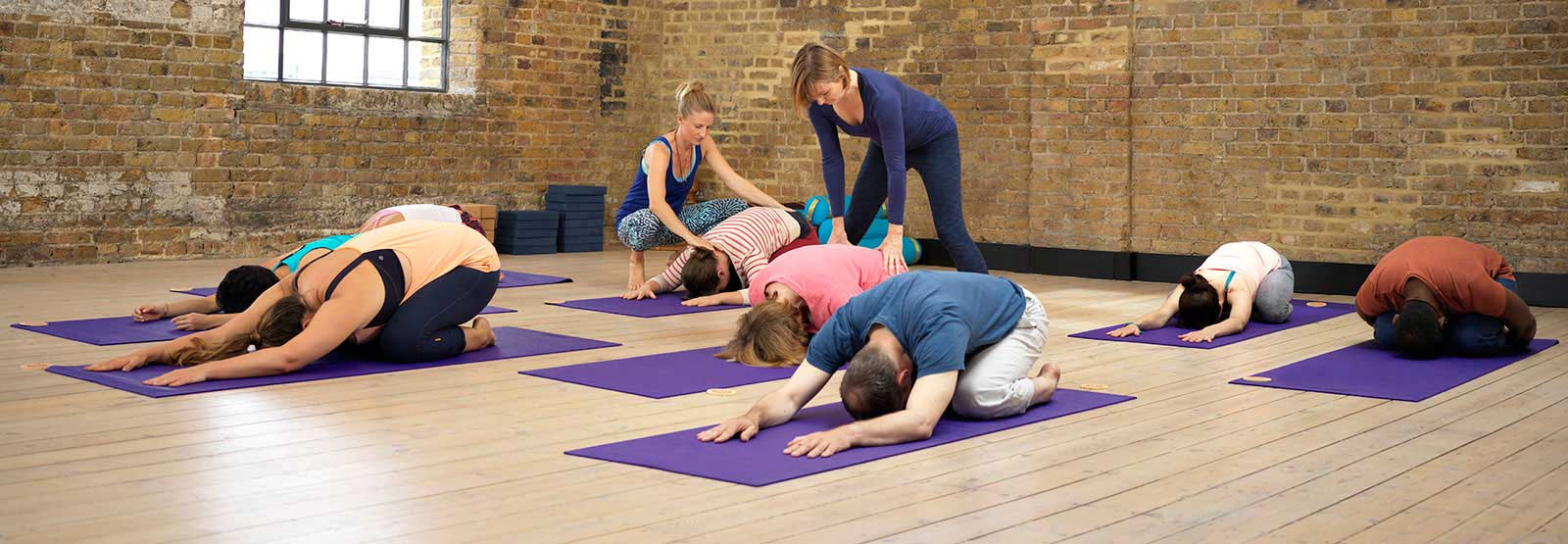 Welcome Intelligent Yoga Teacher Training London