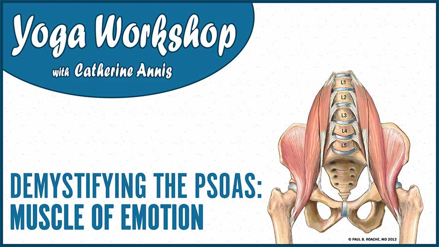 Psoas Muscle, Scaravelli Yoga Workshop, Catherine Annis, White Horse, Devizes, Wiltshire