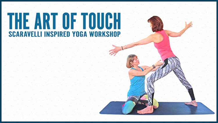 Scaravelli, Yoga, Workshop, Touch, Catherine Annis, Birmingham, UK