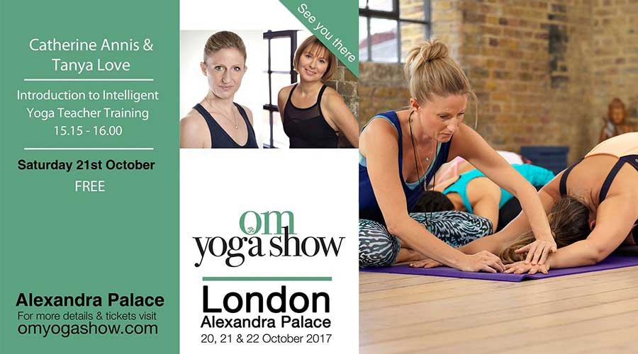 Yoga ttc, Teacher Training Course, Scaravelli, Catherine Annis, Gary Carter, London