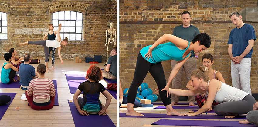 BWY-Certified, Yoga Teacher Training Course, ttc, London, Scaravelli