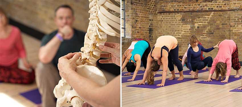 London Yoga Show, Teacher Training Course, BWY, Accredited, Scaravelli