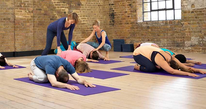 BWY, London, Yoga Training Course, Scaravelli, Hatha