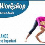 Yoga, Workshop, Warwickshire, Birmingham, Pelvic, Balance, Catherine Annis, Scaravelli, 2018, September