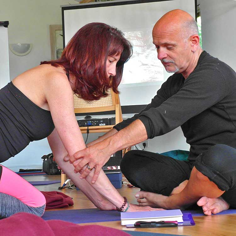 Scaravelli, Yoga, Immersion, Course, Gary Carter, Catherine Annis, Teacher, Training, Sussex