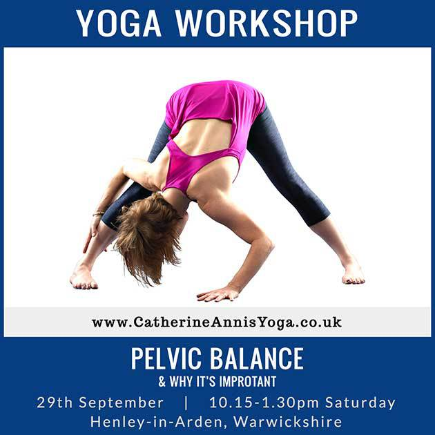 Birmingham, Yoga, Workshop, Pelvic, Balance, Scaravelli, Annis, September, 2018, Henley