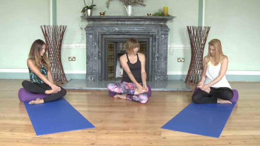 Movement Modern Life, Online, Yoga, Video, Scaravelli, Catherine Annis, Feet