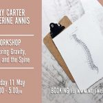 yoga Workshop, May, 2020, Gary Carter, Catherine Annis, Spine, Breath