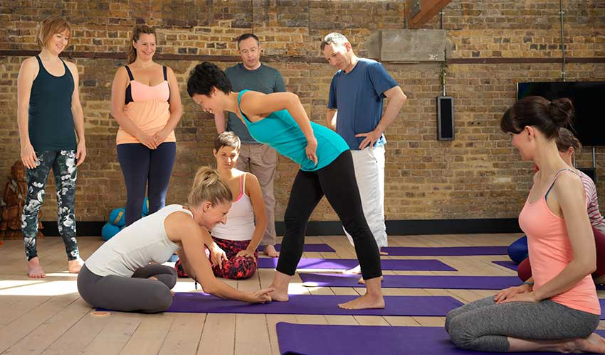Yoga ttc, BWY, British Wheel of Yoga. London Teacher Training Course, Scaravelli, Hatha