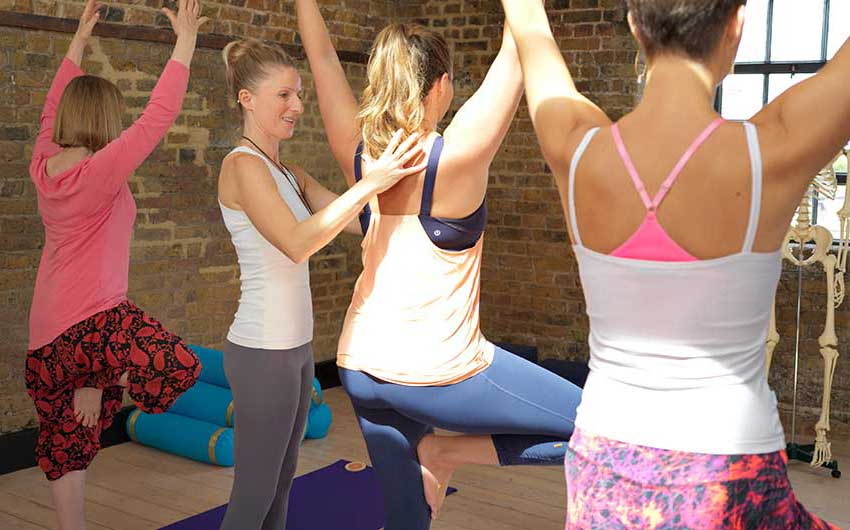 yoga Training, London Course, BWY, British Wheel, Accredited, Hatha, Certificate