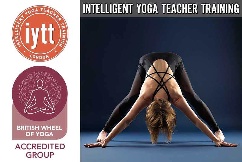 London Yoga Teacher Training Course, British Wheel, BWY, 2021, 2022, 2023, Scaravelli, Hatha