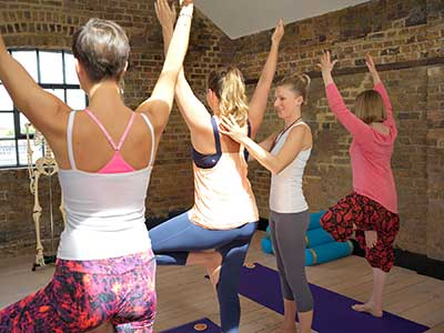 Assessment, Scaravelli Yoga, Teacher Training, Exmoor, Somerset, Devon