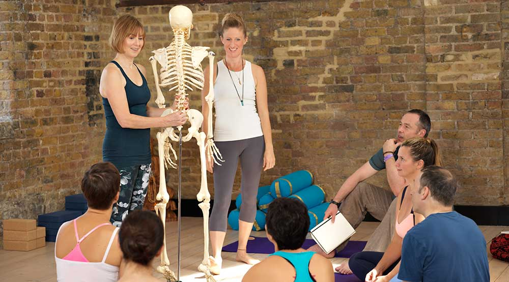 London Yoga Teacher Training, Course, British Wheel of Yoga, Accredited, BWY