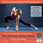 Online Yoga Teacher Training, BWY Accredited Course, 2021, 2022, 2023, Scaravelli, Hatha