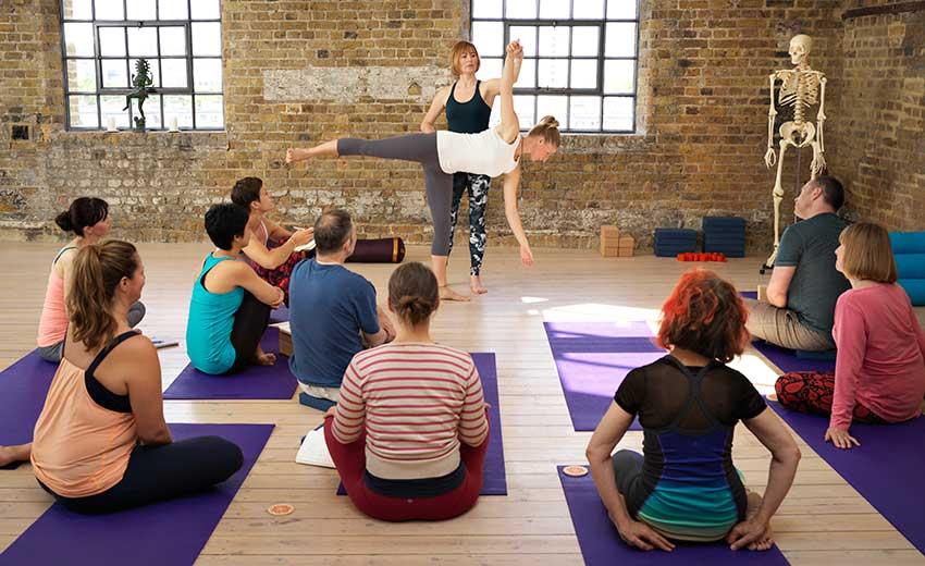 London, Yoga Teacher Training, BWY Course, 2021, 2022, 2023, Scaravelli Inspired Yoga