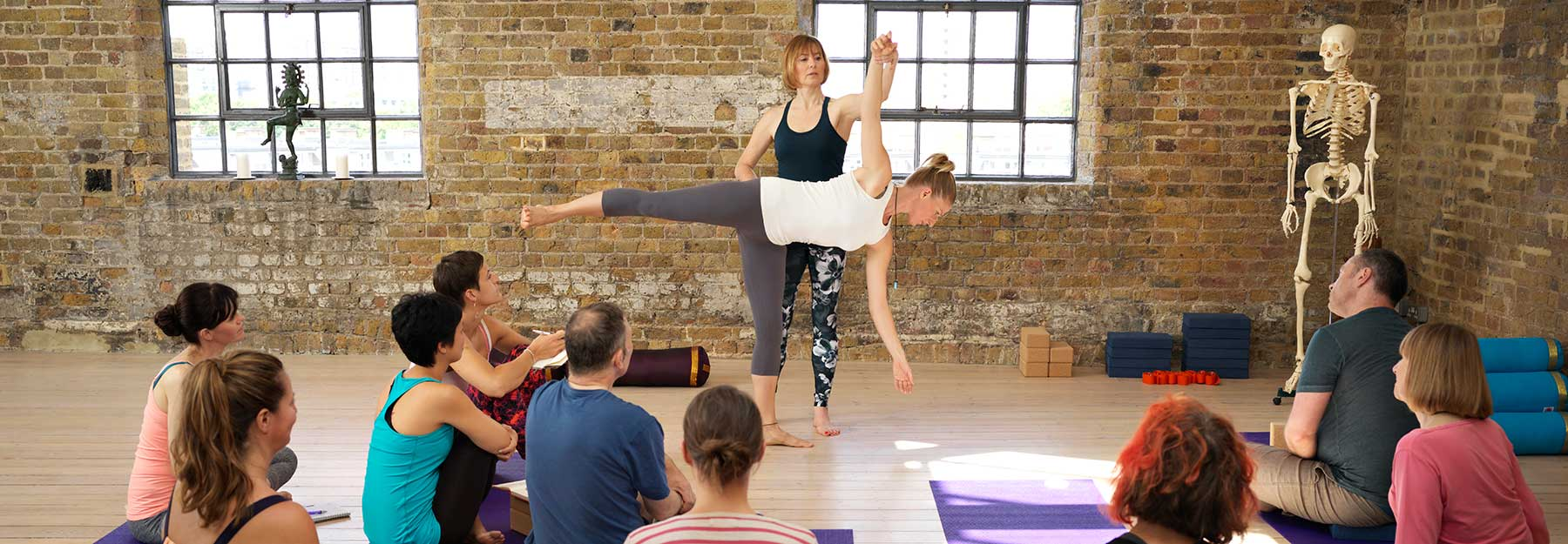BWY Accredited, London Yoga Teacher Training Course, Scaravelli Inspired ttc, Catherine Annis