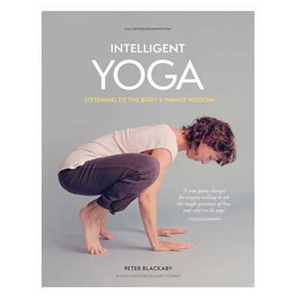 Intelligent, Yoga, Listening, Body's, innate, Wisdom, book, Peter Blackaby