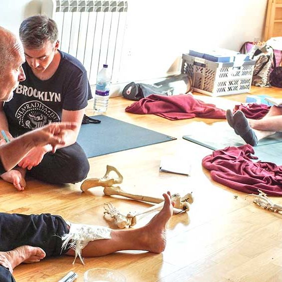 Scaravelli, Yoga, Immersion, Course, Gary Carter, Catherine Annis, Teacher, Training
