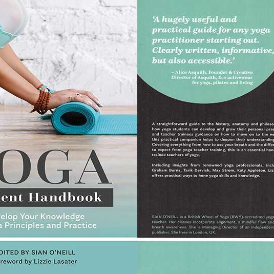 Sian ONeill, Yoga Student, Handbook, Principles, Practice, Scaravelli, Book